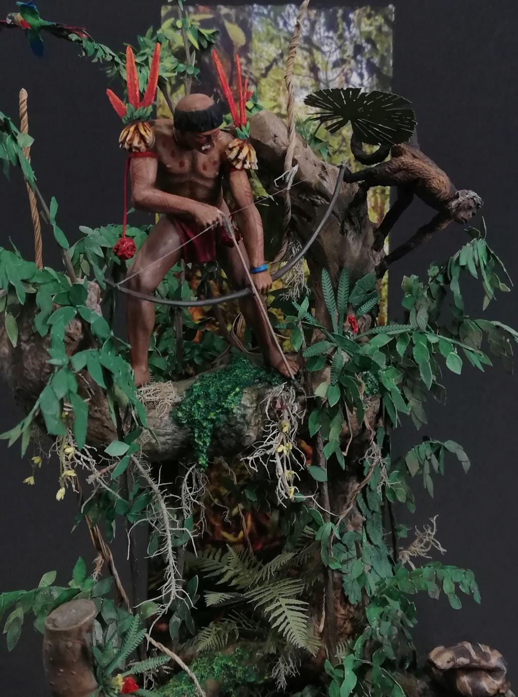 Indien Yanomani - Pièce terminée, dernières photos - Page 2 Amazo015