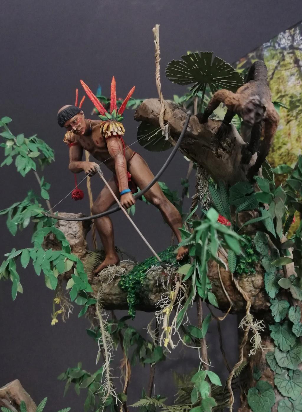 Indien Yanomani - Pièce terminée, dernières photos - Page 2 Amazo016