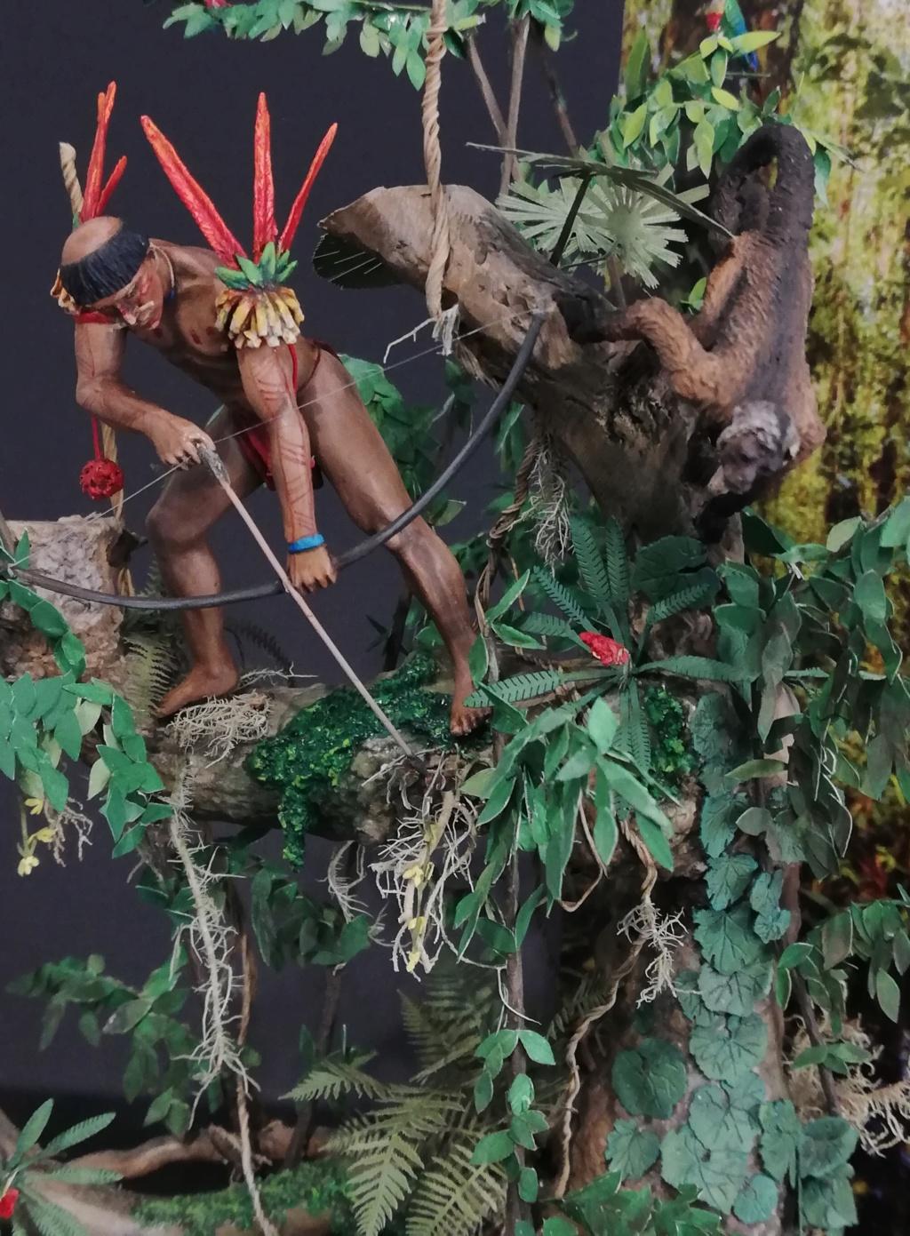 Indien Yanomani - Pièce terminée, dernières photos - Page 2 Amazo017