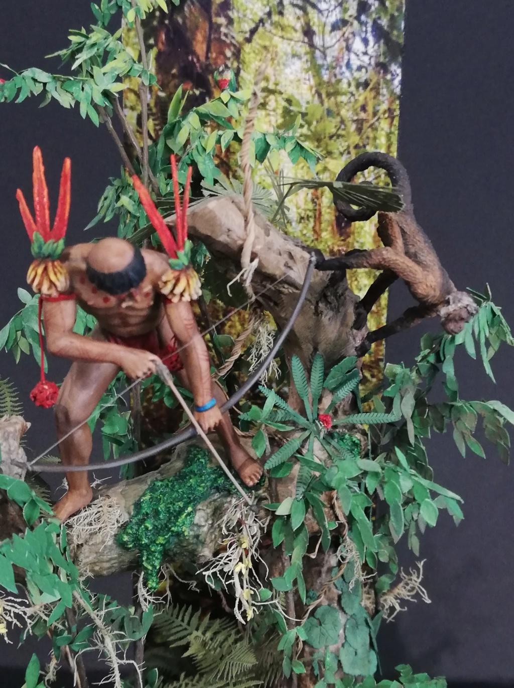 Indien Yanomani - Pièce terminée, dernières photos - Page 2 Amazo018