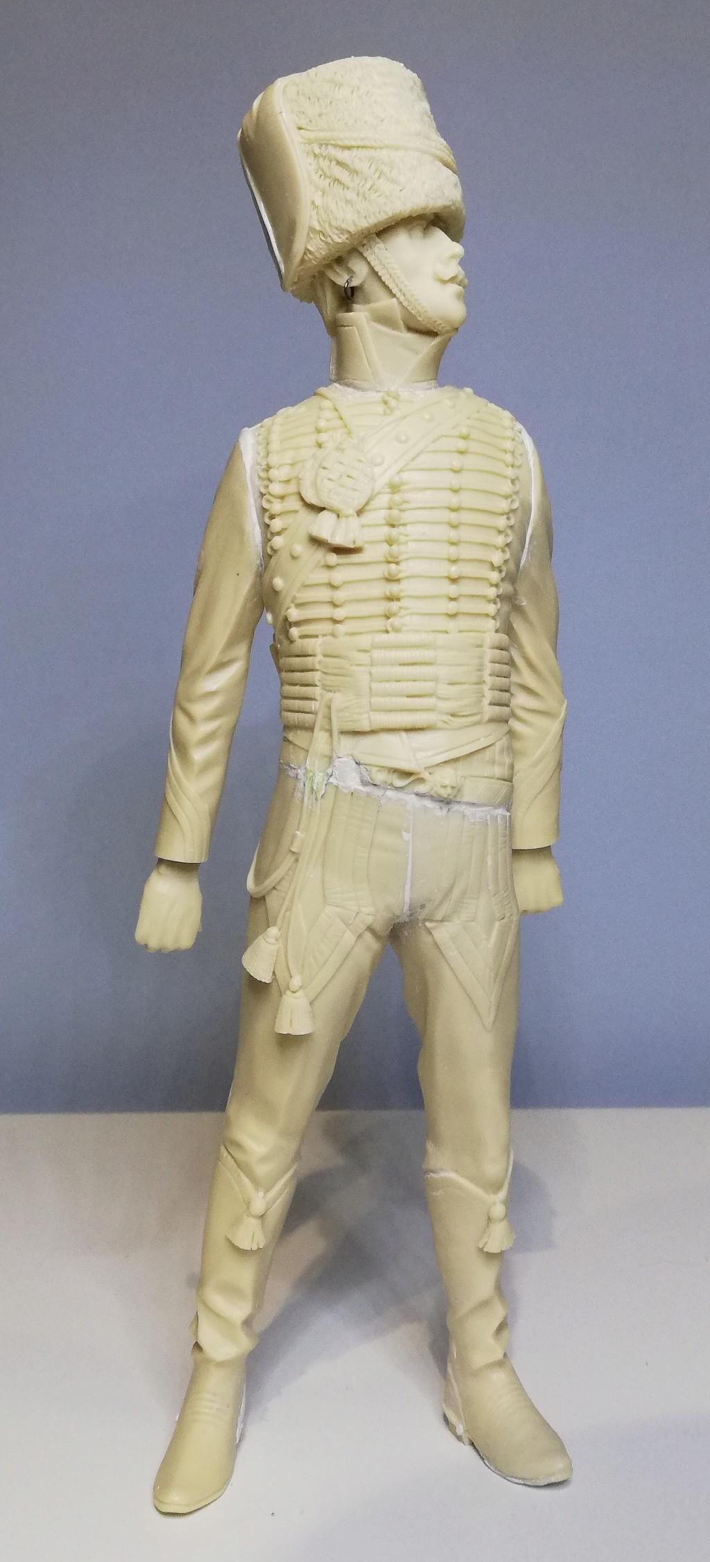 Capitaine du 2ème régiment de Hussards - Terminé Capita16