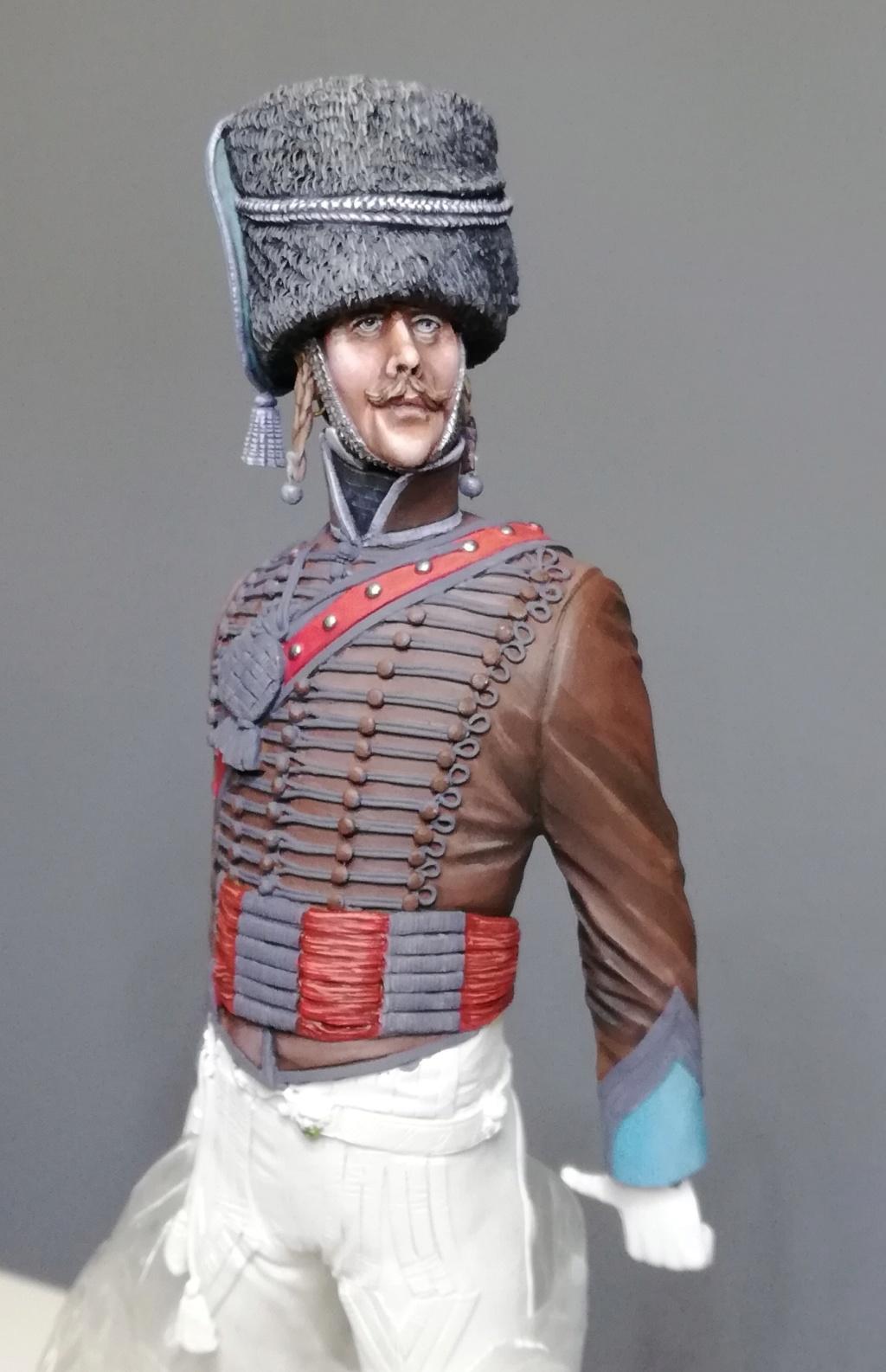 Capitaine du 2ème régiment de Hussards - Terminé - Page 2 Capita32