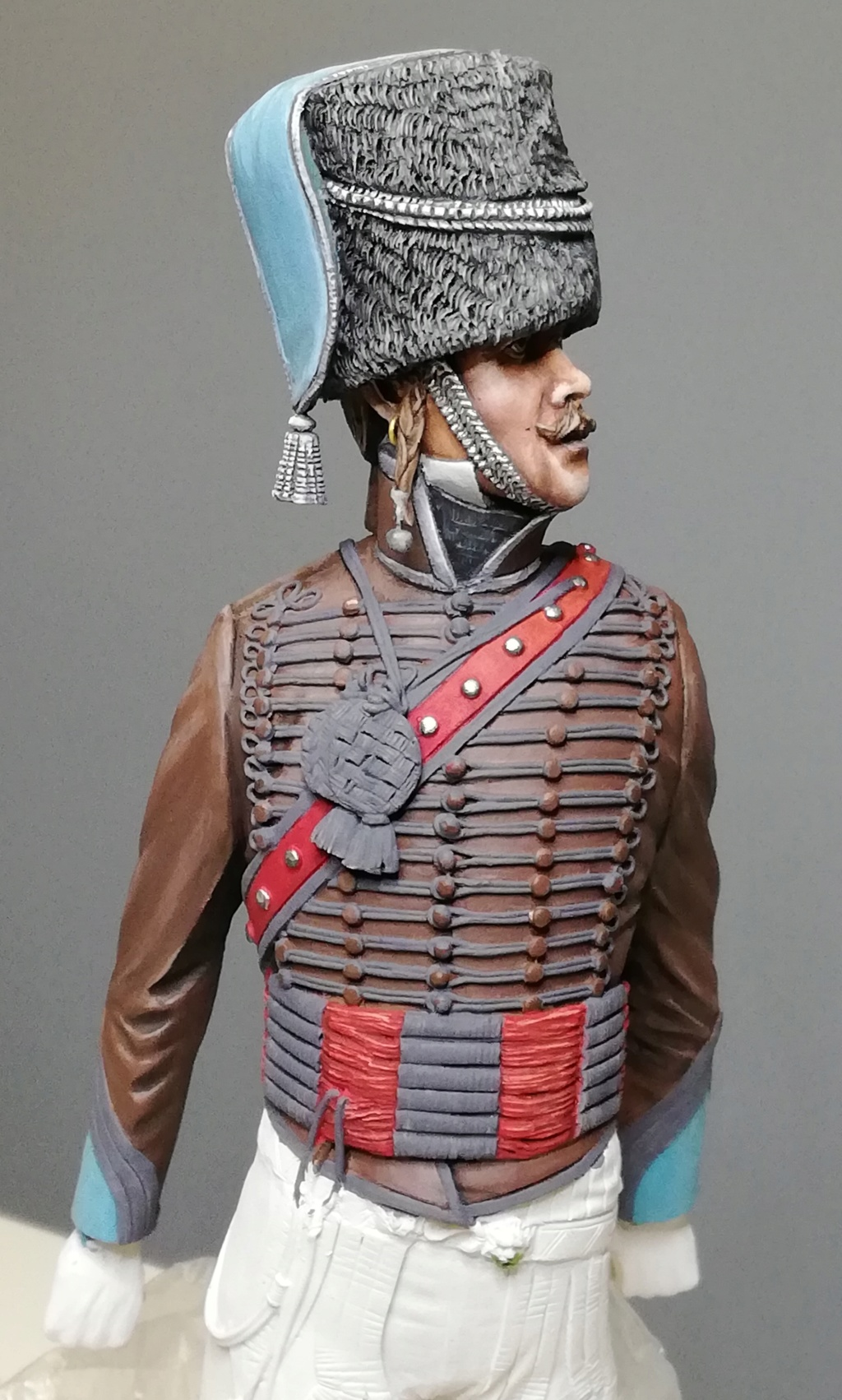 Capitaine du 2ème régiment de Hussards - Terminé - Page 2 Capita33