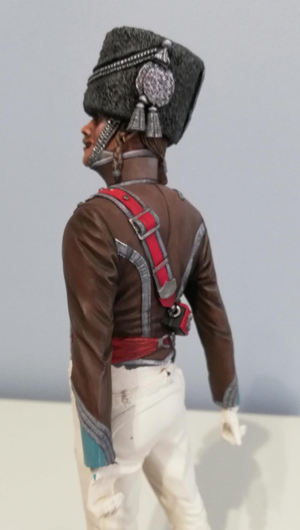 Capitaine du 2ème régiment de Hussards - Terminé - Page 2 Capita36