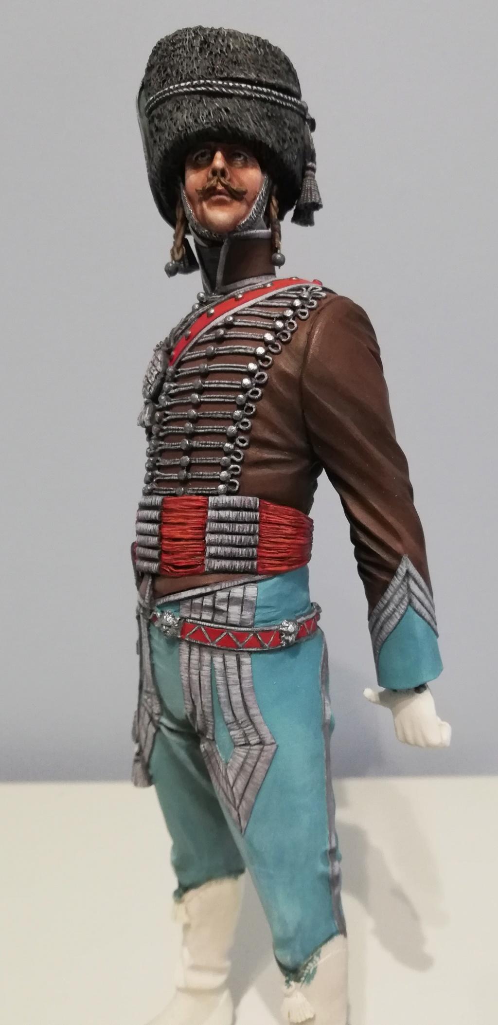 Capitaine du 2ème régiment de Hussards - Terminé - Page 2 Capita40