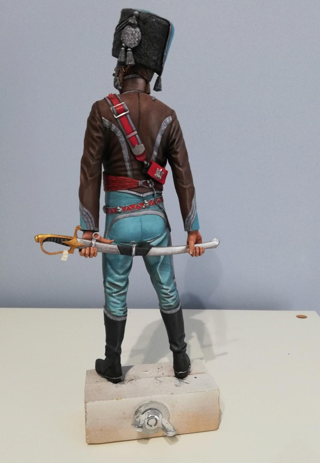 Capitaine du 2ème régiment de Hussards - Terminé - Page 2 Capita46
