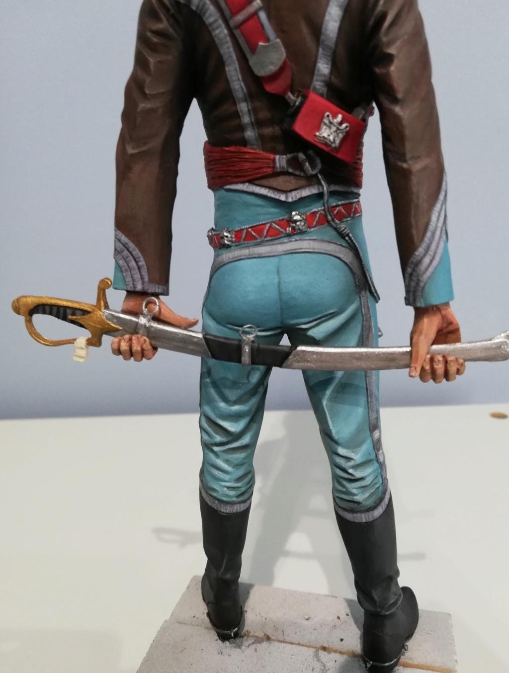 Capitaine du 2ème régiment de Hussards - Terminé - Page 2 Capita48