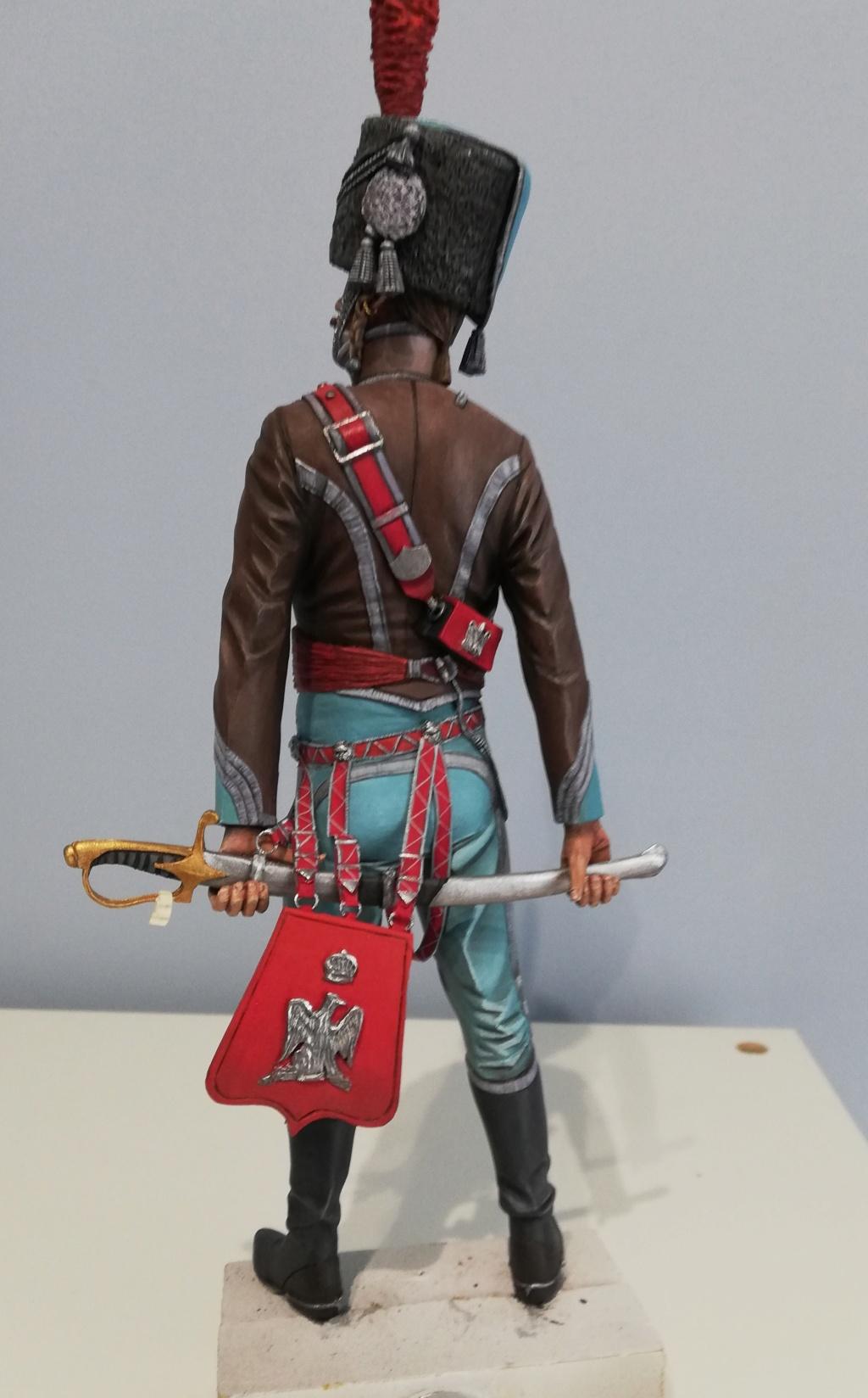 Capitaine du 2ème régiment de Hussards - Terminé - Page 3 Capita54
