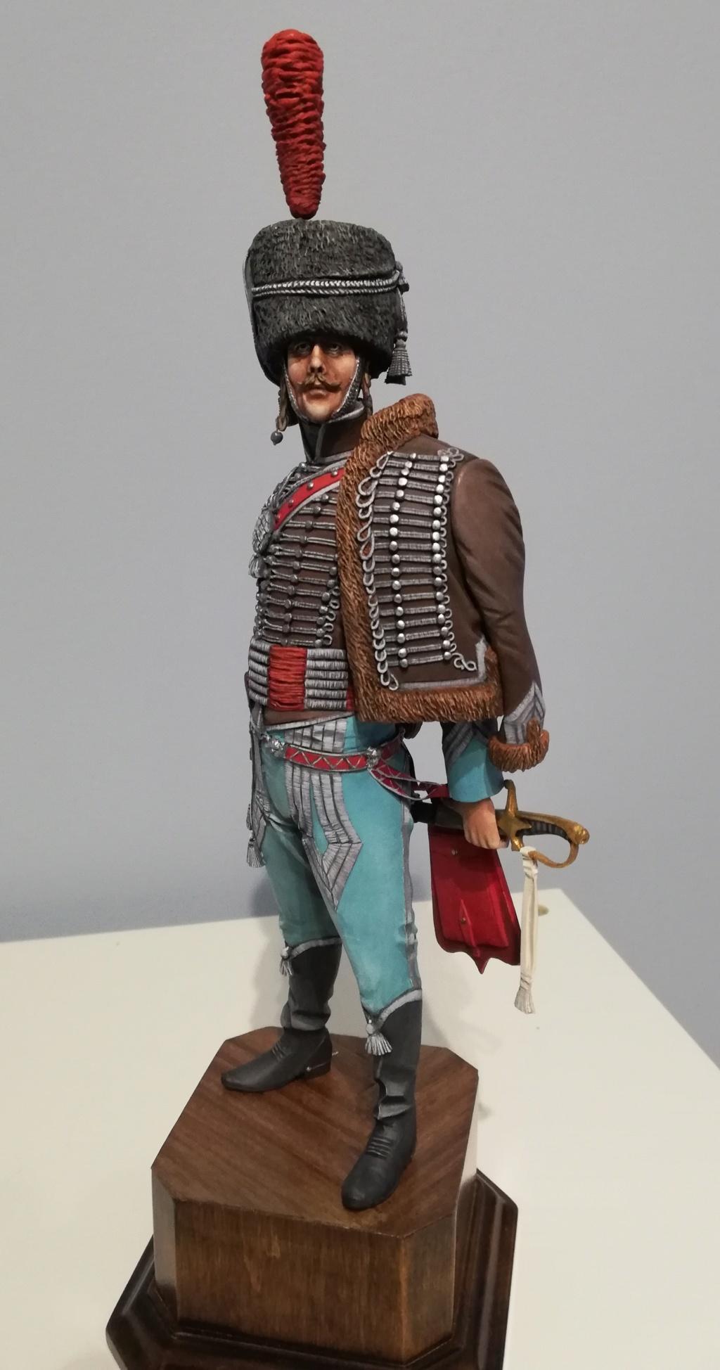 Capitaine du 2ème régiment de Hussards - Terminé - Page 3 Capita57
