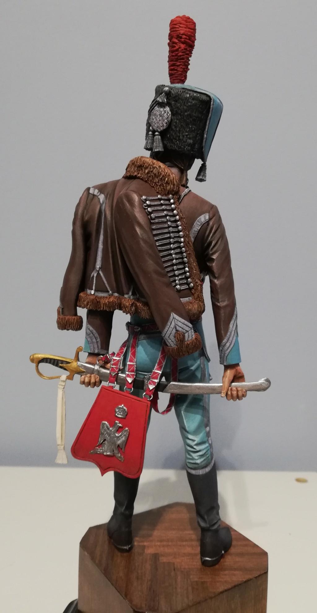 Capitaine du 2ème régiment de Hussards - Terminé - Page 3 Capita59