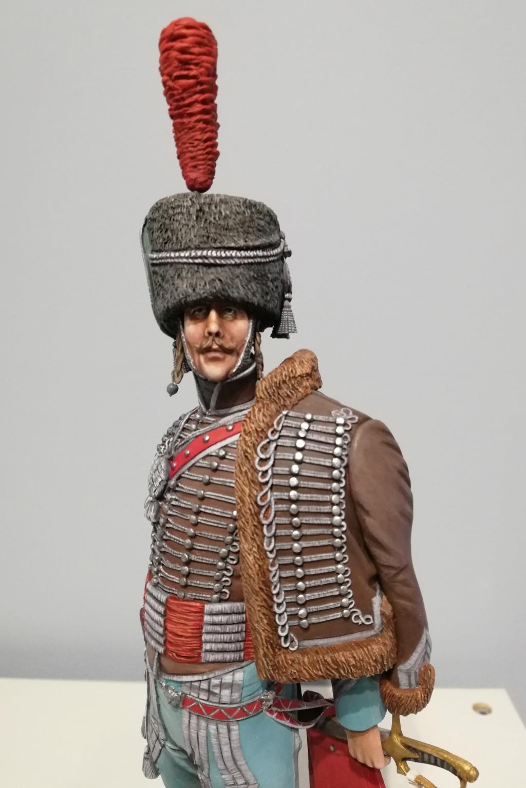 Capitaine du 2ème régiment de Hussards - Terminé - Page 3 Capita60