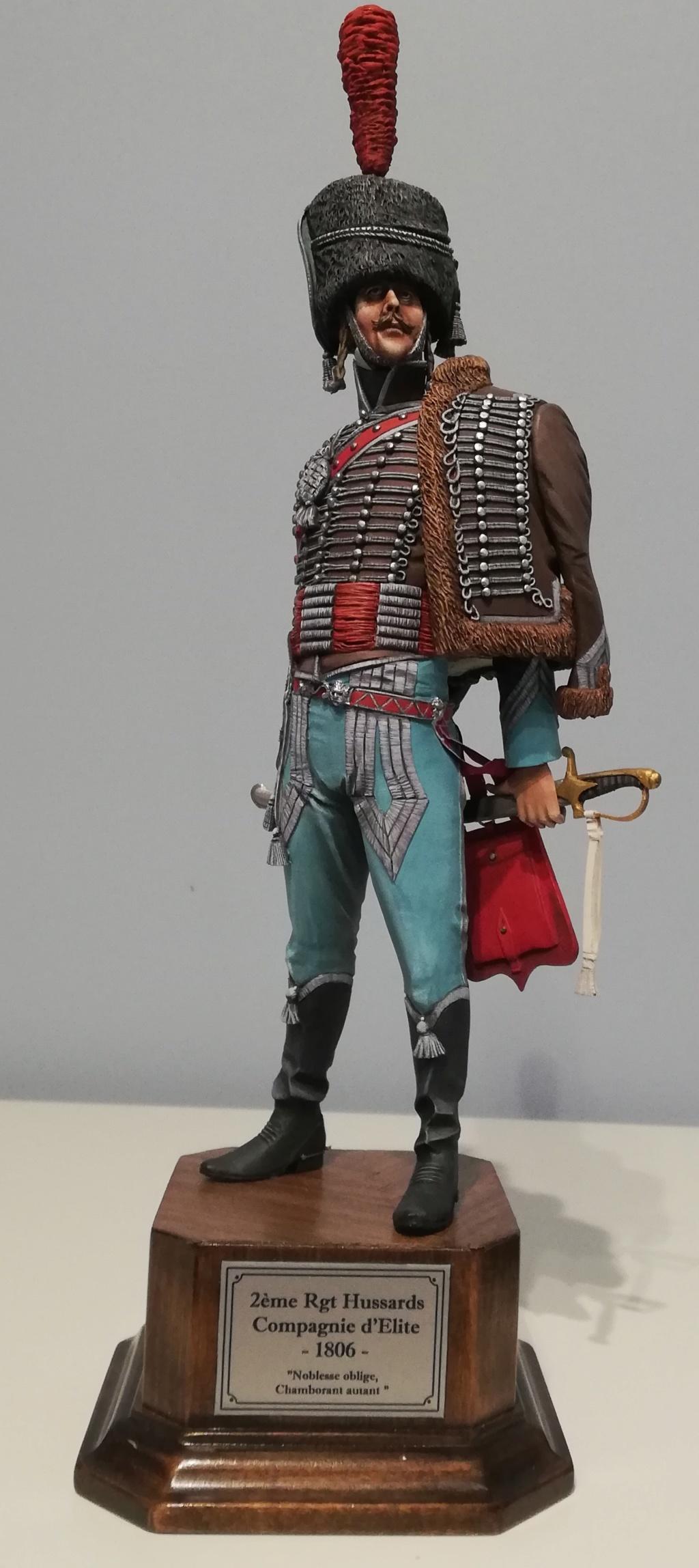 Capitaine du 2ème régiment de Hussards - Terminé - Page 3 Capita61