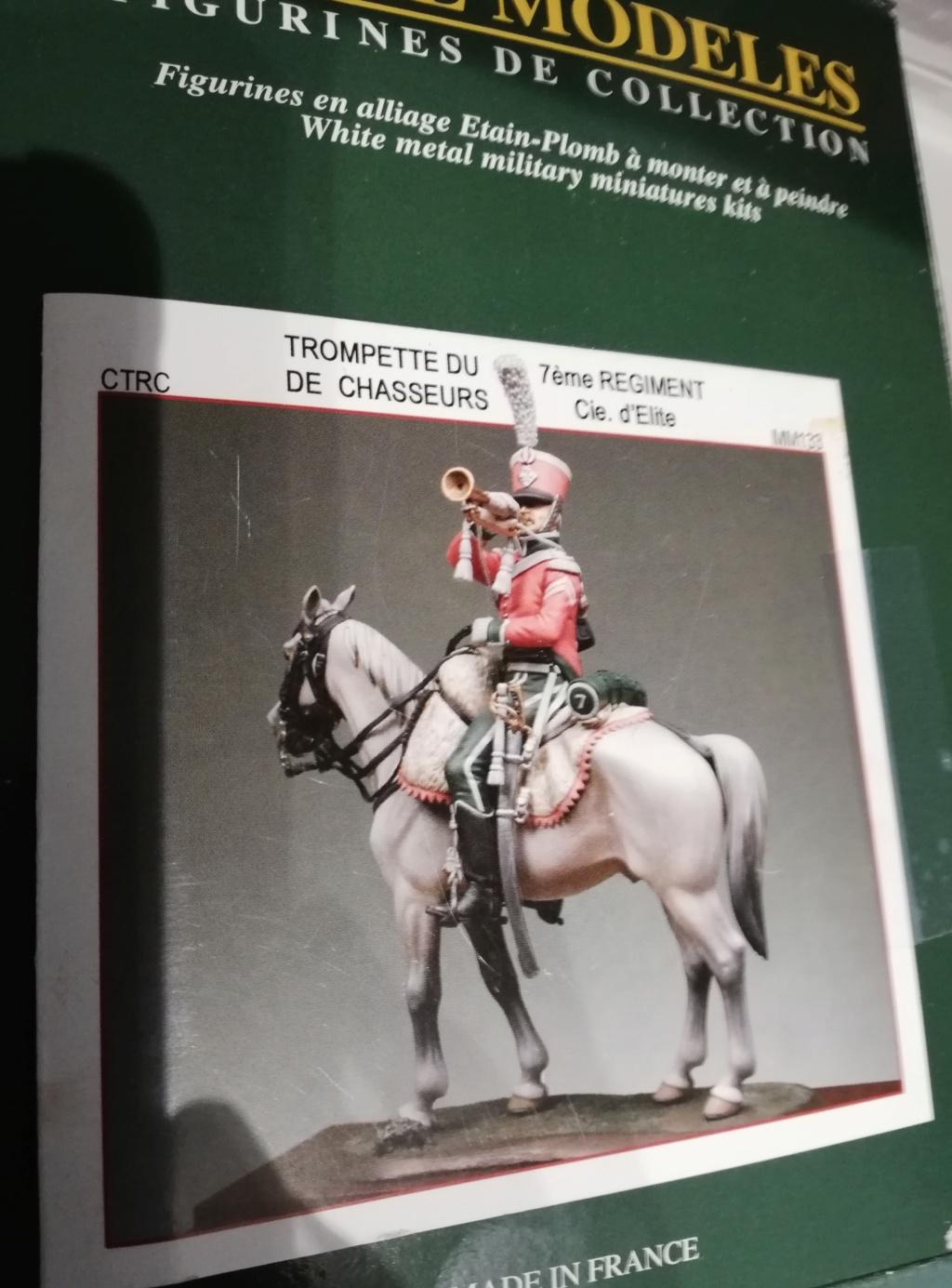 Trompette de Chasseurs à cheval Chasse10