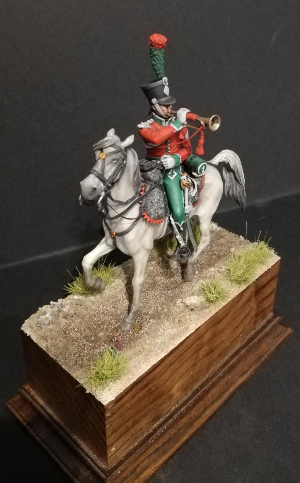 Trompette de Chasseurs à cheval - Page 2 Chasse53