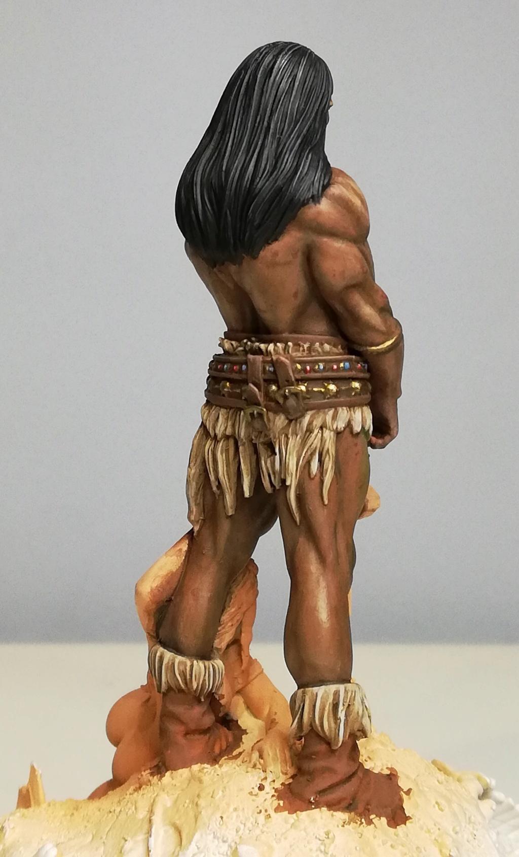 Conan, d'après Frazetta - Terminé Conan_24