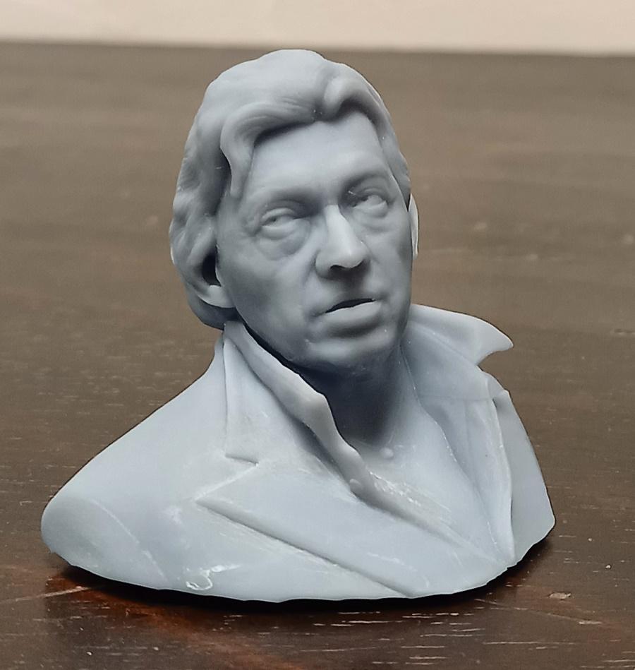 Buste Serge Gainsbourg terminé Gains_10