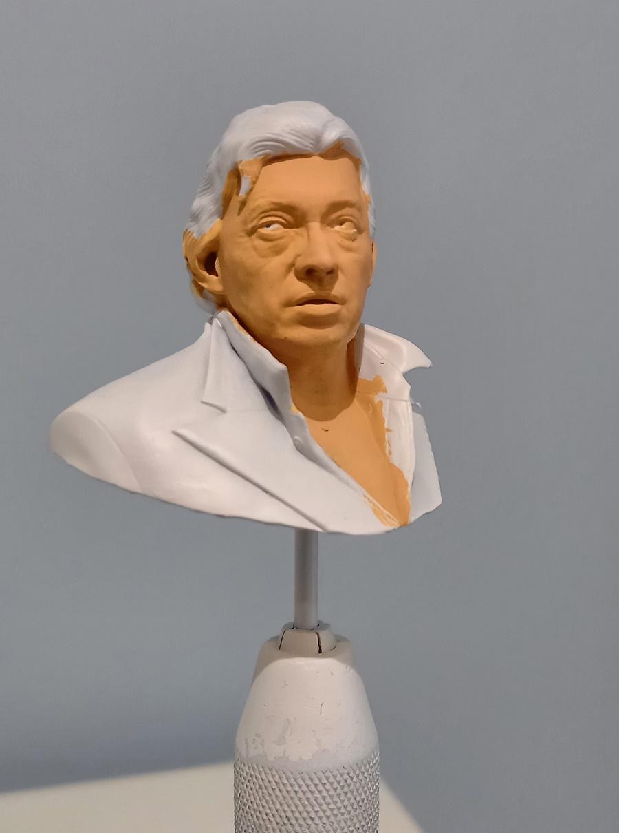 Buste Serge Gainsbourg terminé Gains_15