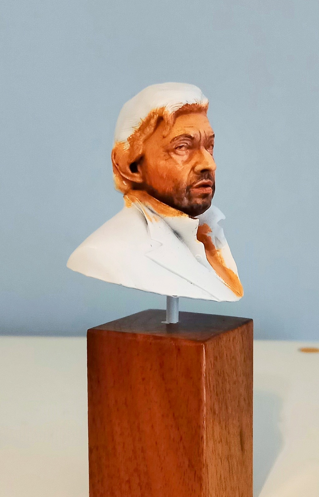 Buste Serge Gainsbourg terminé Gains_18