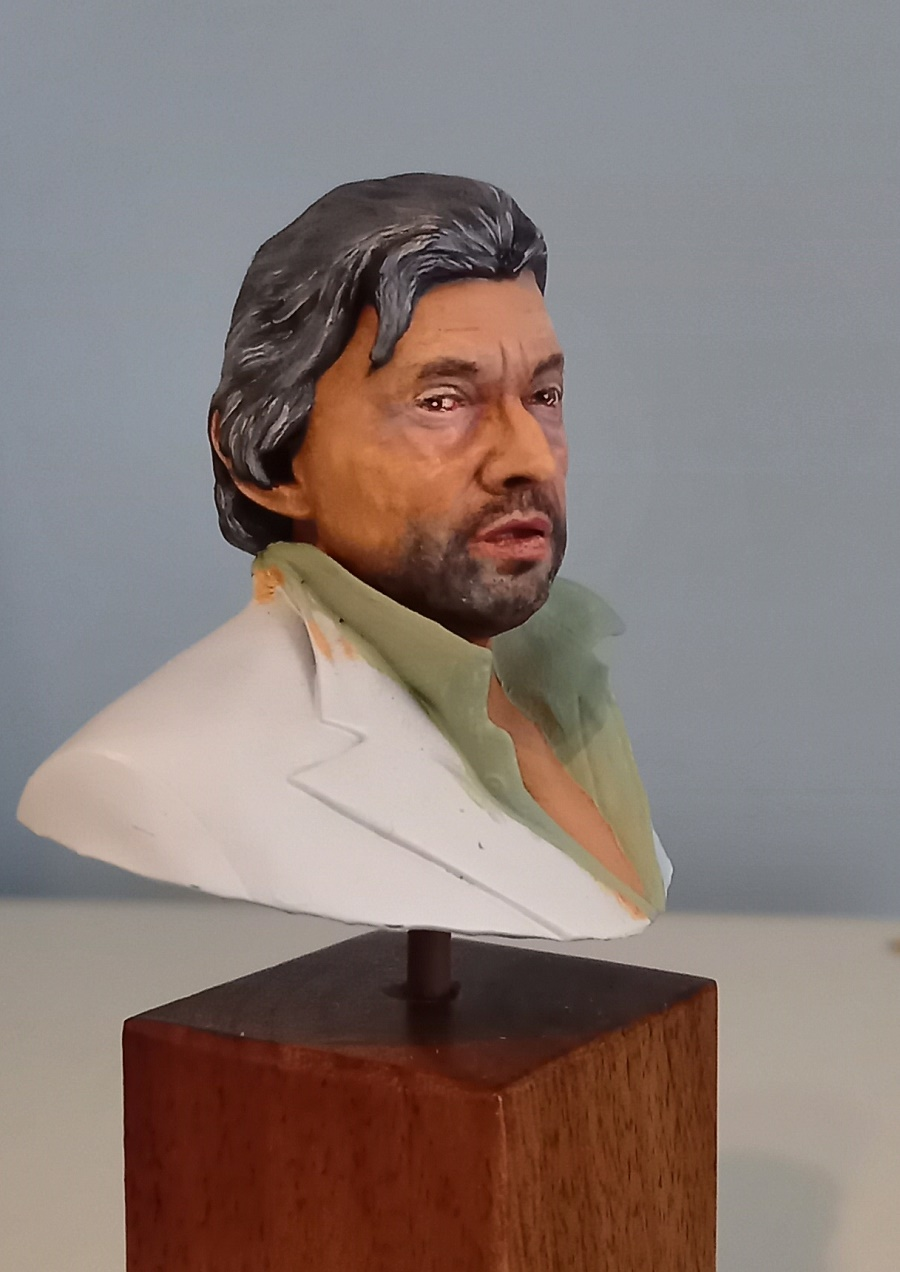 Buste Serge Gainsbourg terminé Gains_24
