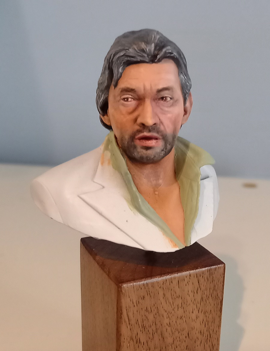 Buste Serge Gainsbourg terminé Gains_25