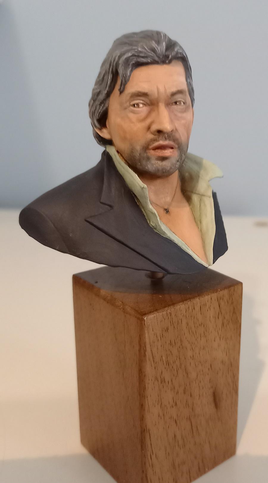 Buste Serge Gainsbourg terminé Gains_26
