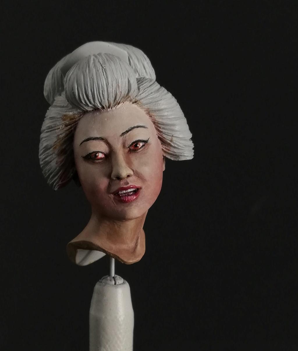 Buste de Geisha terminée - Dernières photos Geisha18