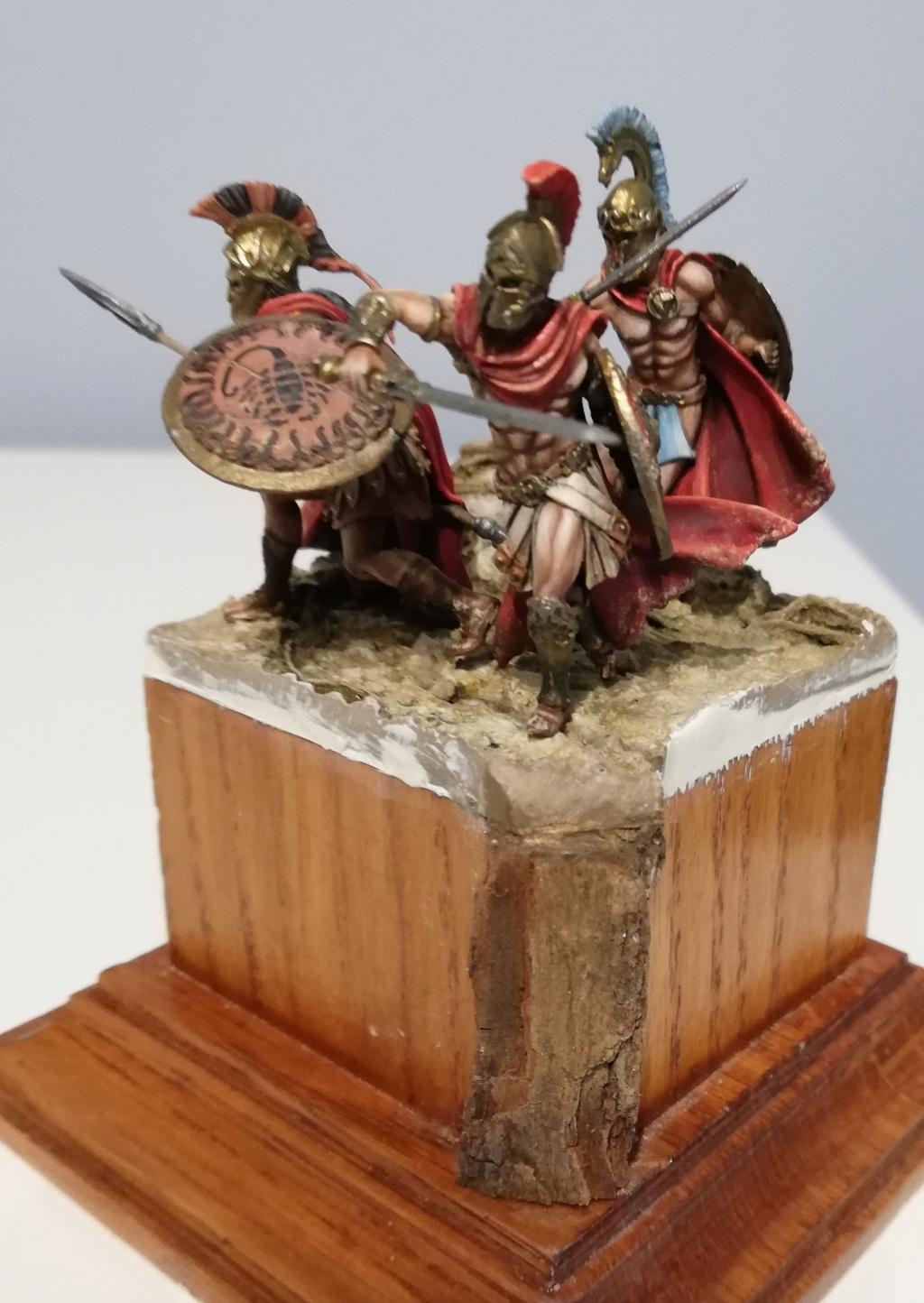 3 guerriers grecs - Terminé - Page 2 Gg3010