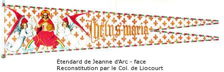Jeanne d'Arc - retouches et nouvelles photos Jeanne14