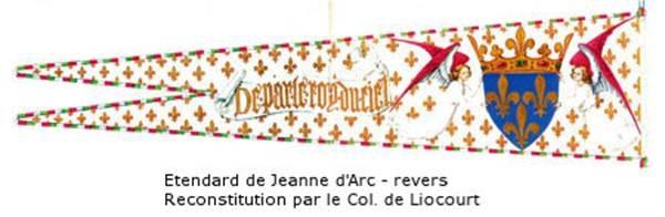 Jeanne d'Arc - retouches et nouvelles photos Jeanne15
