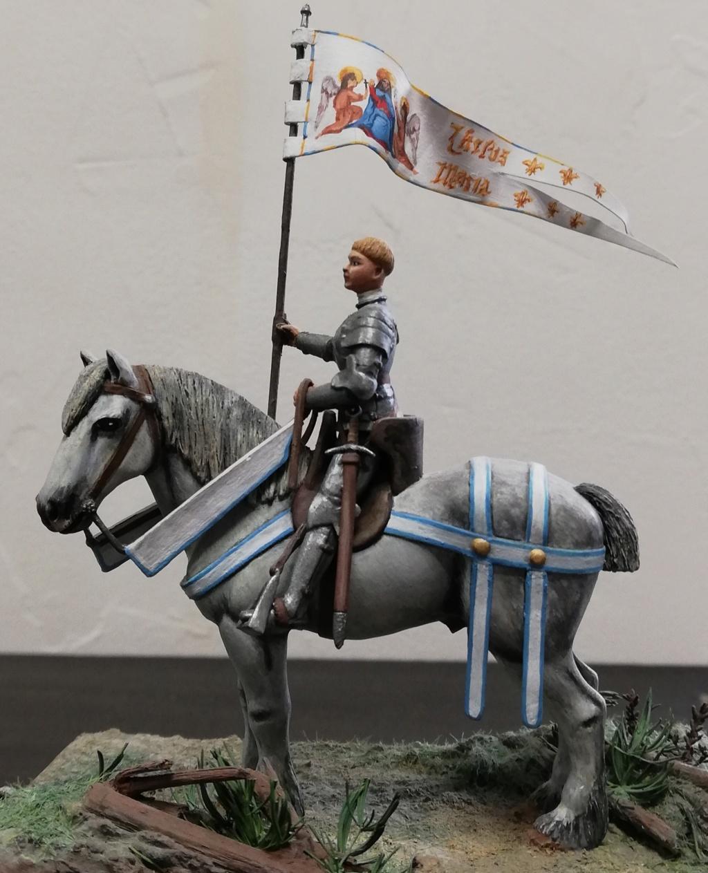 Jeanne d'Arc - retouches et nouvelles photos Jeanne16