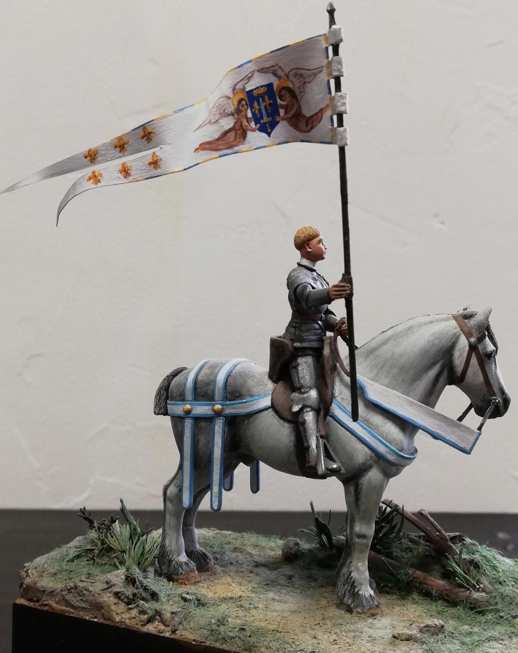 Jeanne d'Arc - retouches et nouvelles photos Jeanne17