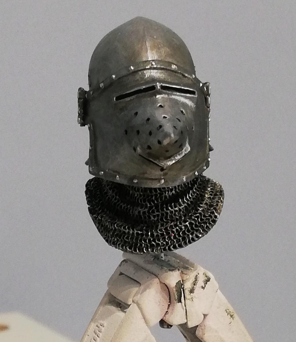 Jeanne d'Arc - retouches et nouvelles photos Jeanne23