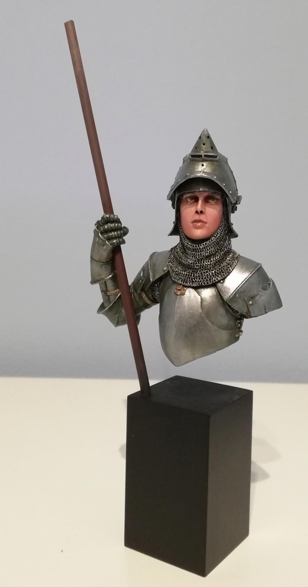 Jeanne d'Arc - retouches et nouvelles photos Jeanne25