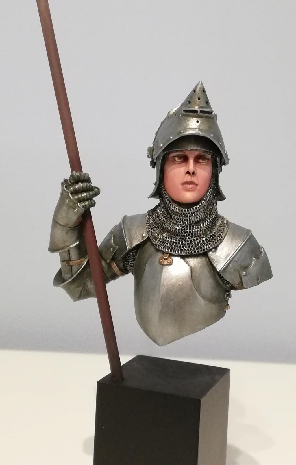 Jeanne d'Arc - retouches et nouvelles photos Jeanne26