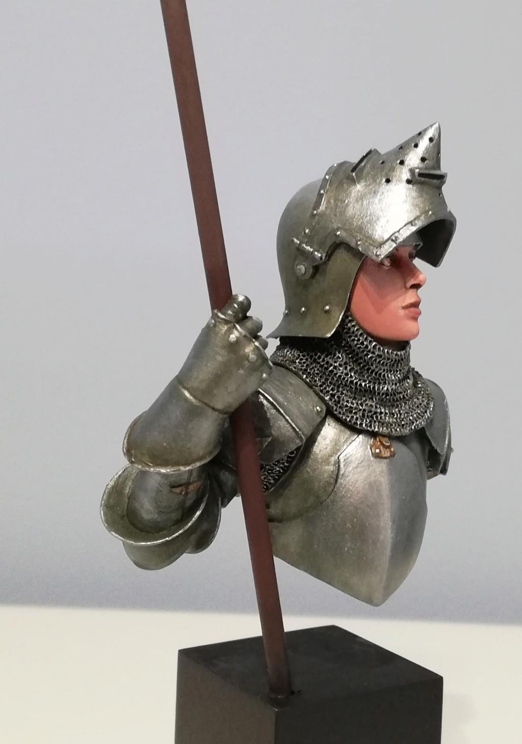 Jeanne d'Arc - retouches et nouvelles photos Jeanne27