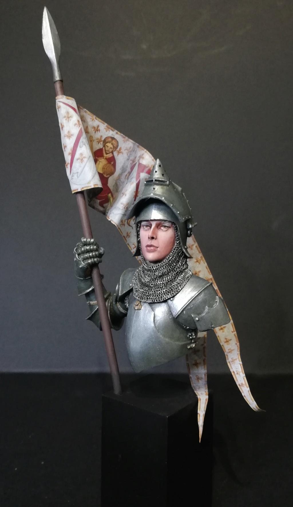 Jeanne d'Arc - retouches et nouvelles photos - Page 2 Jeanne42