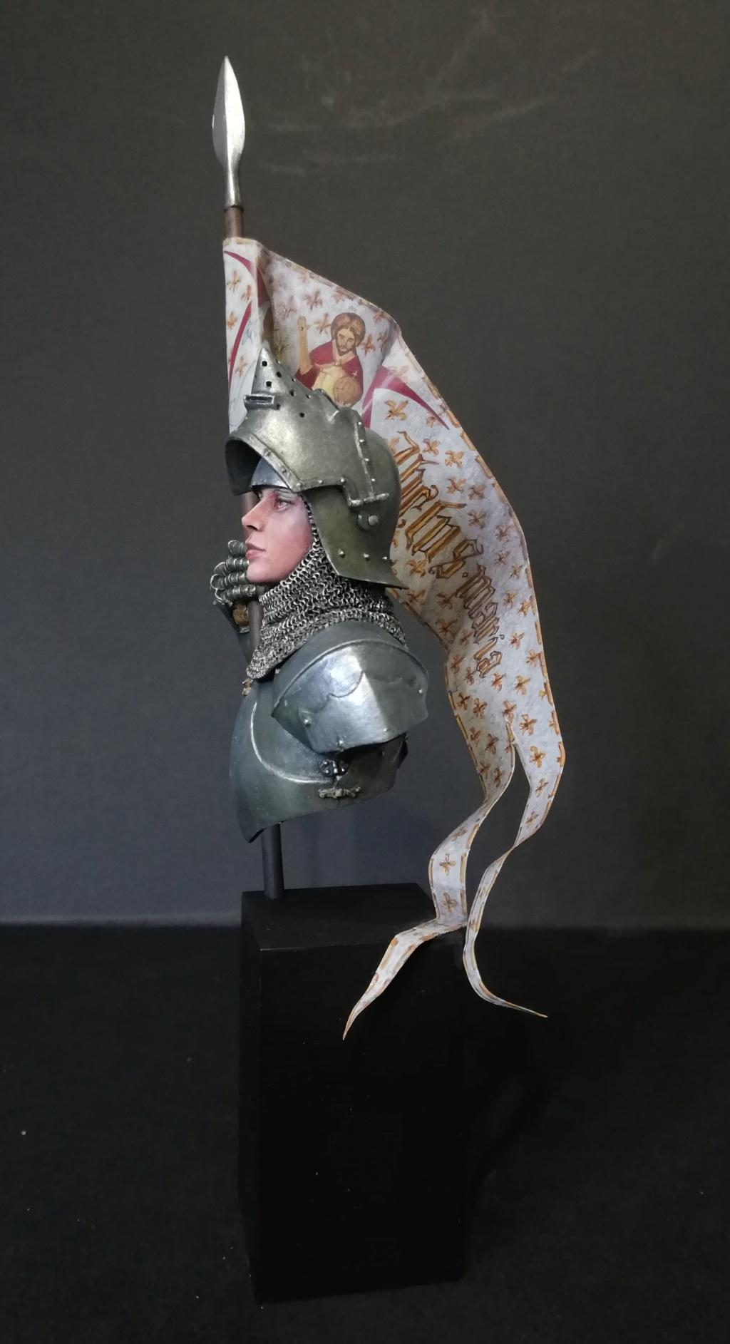 Jeanne d'Arc - retouches et nouvelles photos - Page 2 Jeanne44