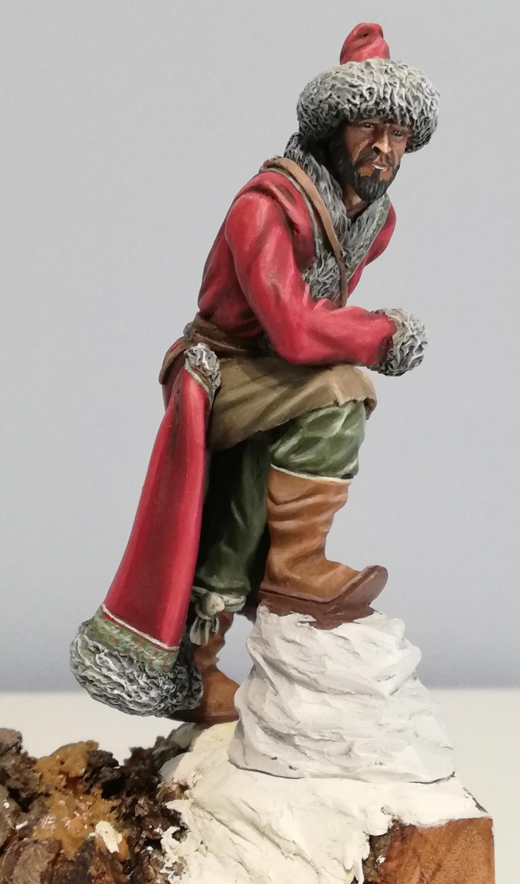 Guerrier Mongole - terminé Mongol20