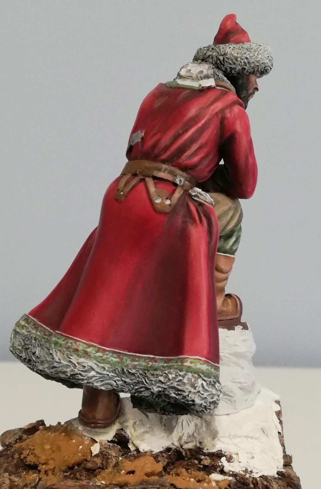 Guerrier Mongole - terminé Mongol22
