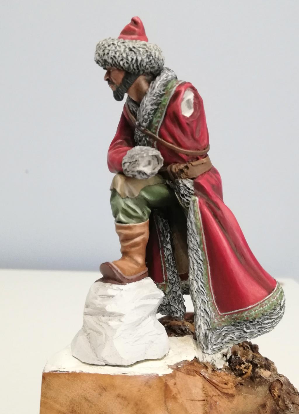 Guerrier Mongole - terminé Mongol23