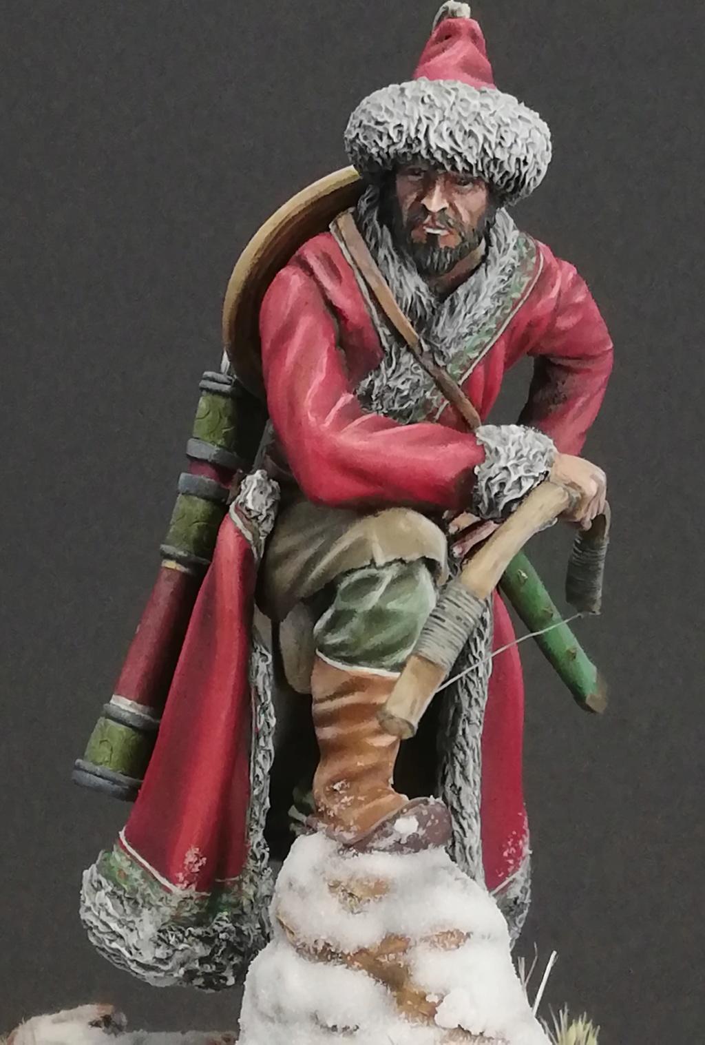 Guerrier Mongole - terminé Mongol31