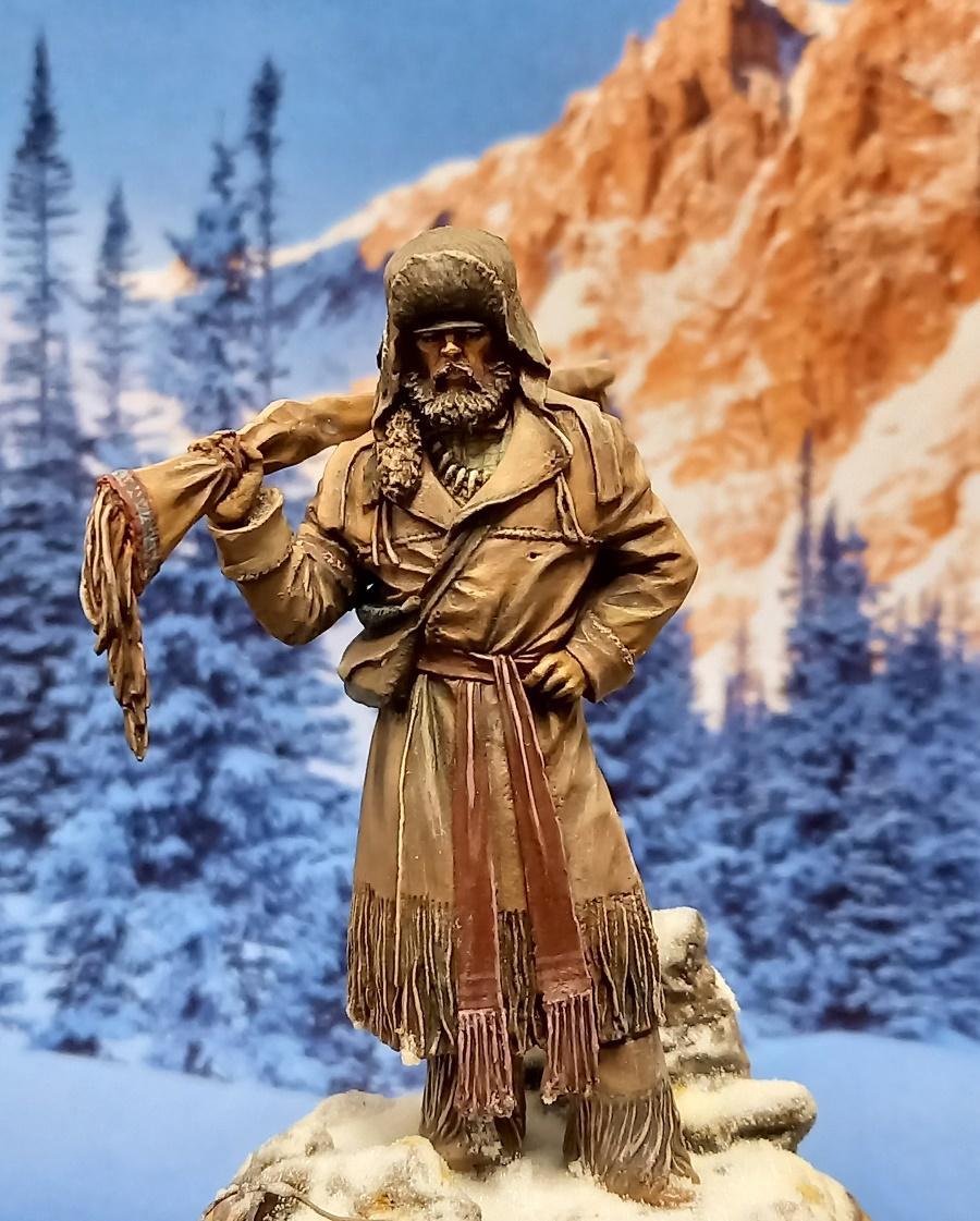 Mounted man - Montana 1835 Mounte10