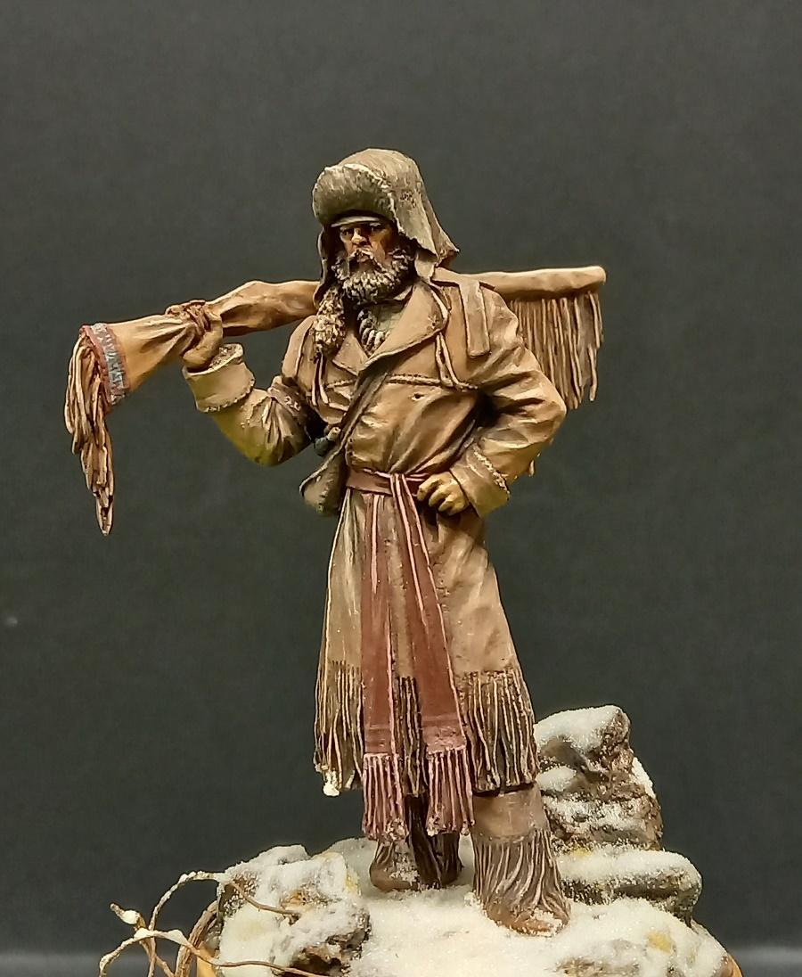 Mounted man - Montana 1835 Mounte11
