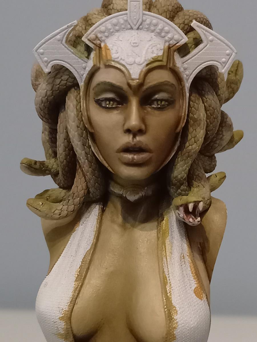 Buste Médusa - terminé Mzodus13
