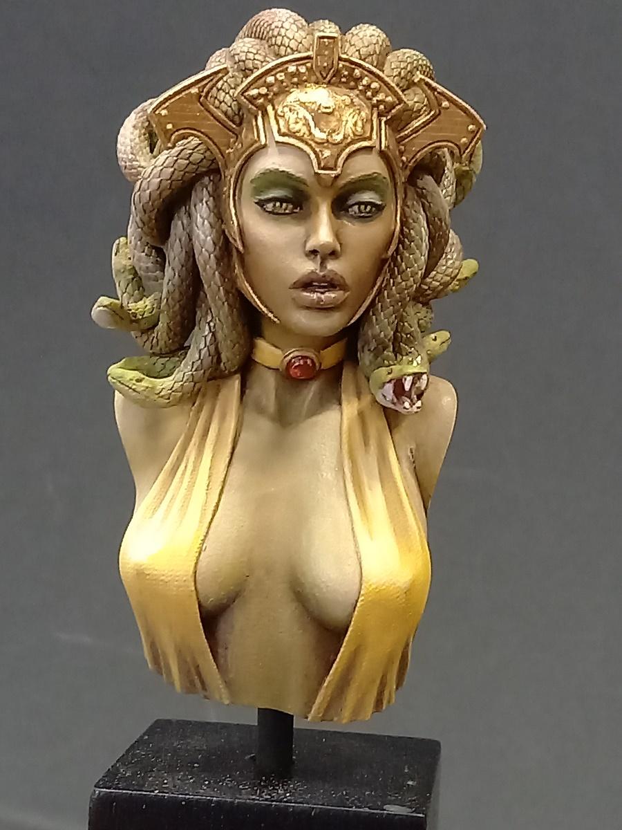 Buste Médusa - terminé Mzodus17