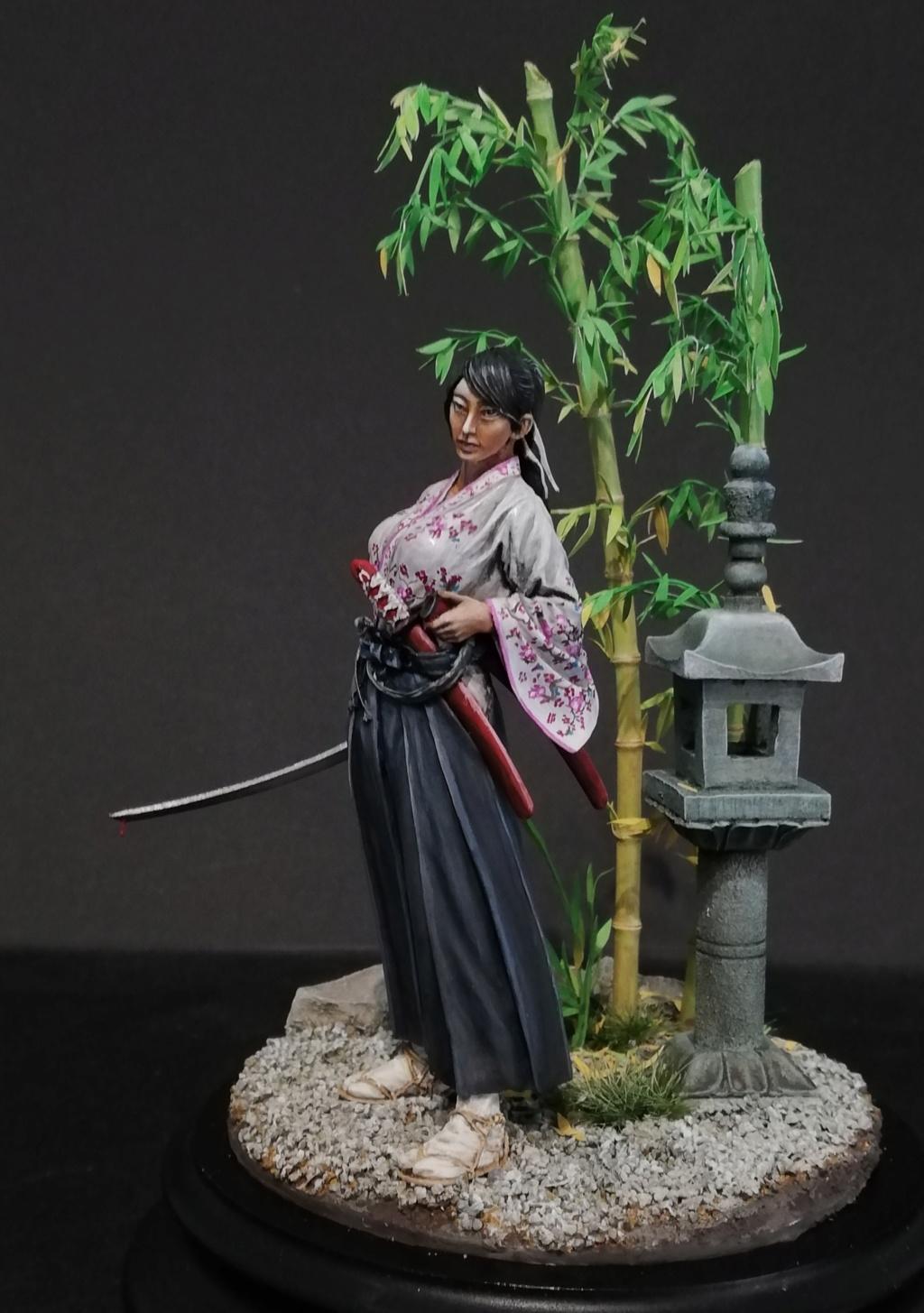 Onna Bugeisha - pièce terminée Onna_111