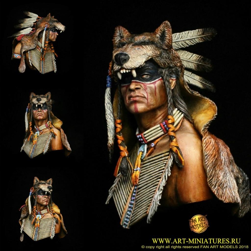 Wolf Scout Cheyenne Site110