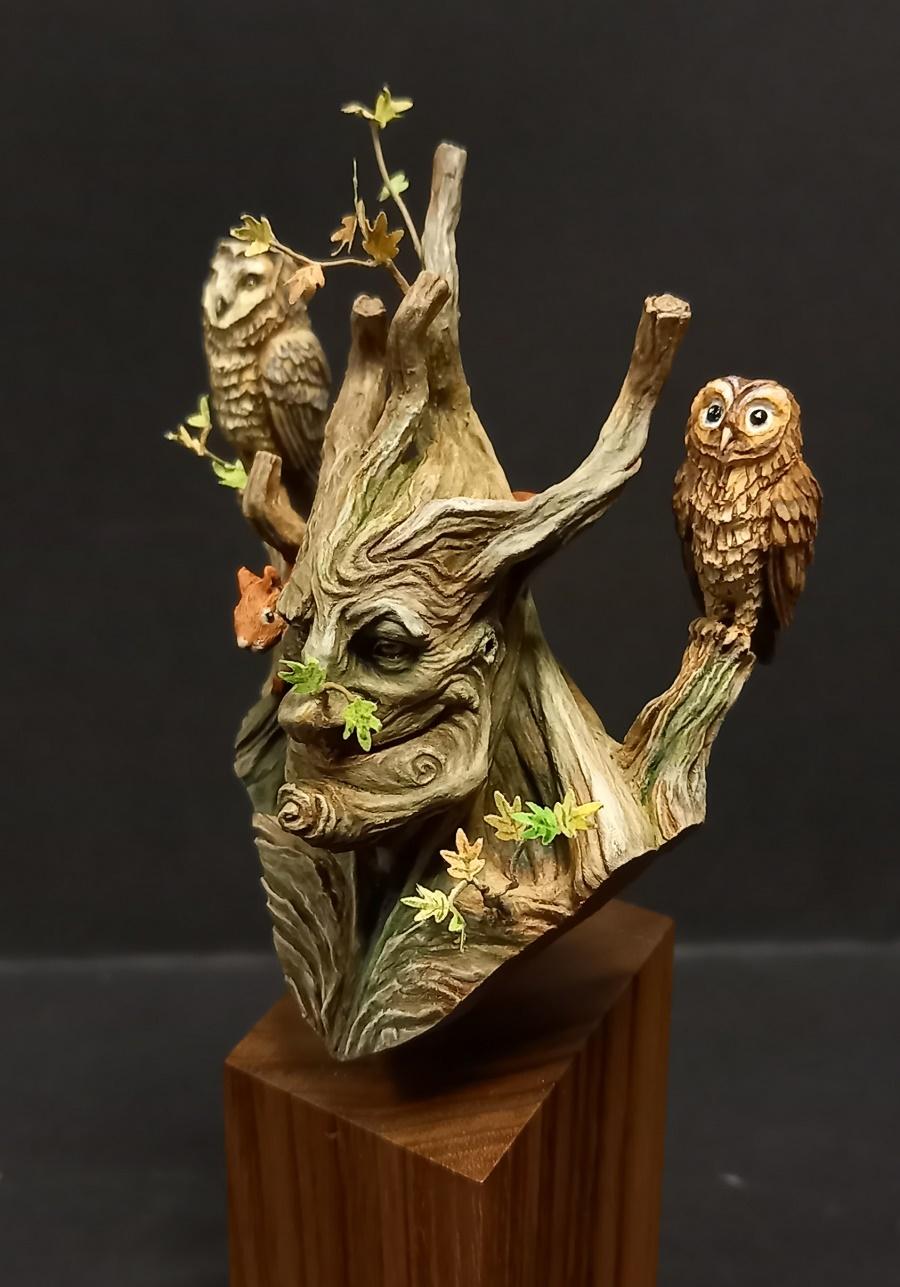 Le vieil arbre (Fehur the treeman) - Terminé Vc_0610