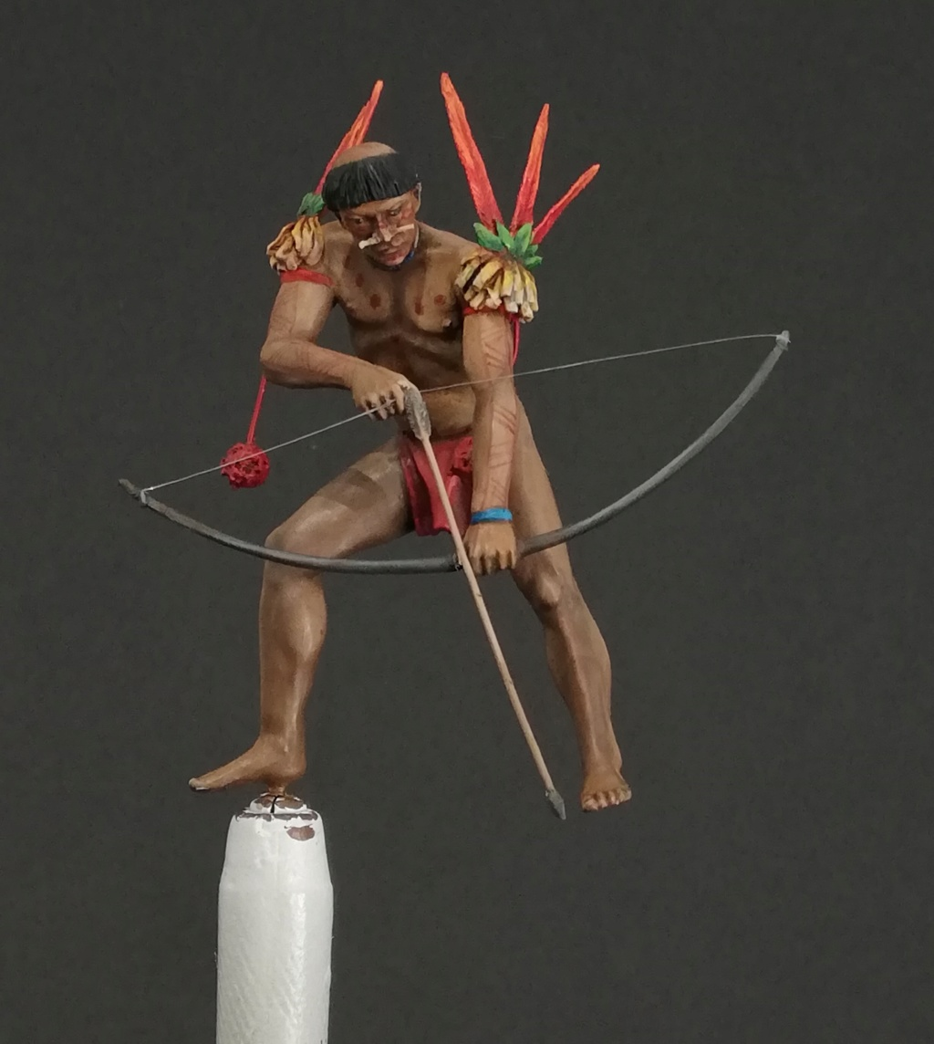 Indien Yanomani - Pièce terminée, dernières photos - Page 2 Yano_217