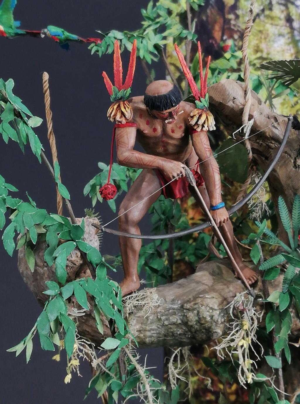 Indien Yanomani - Pièce terminée, dernières photos - Page 2 Yano_317